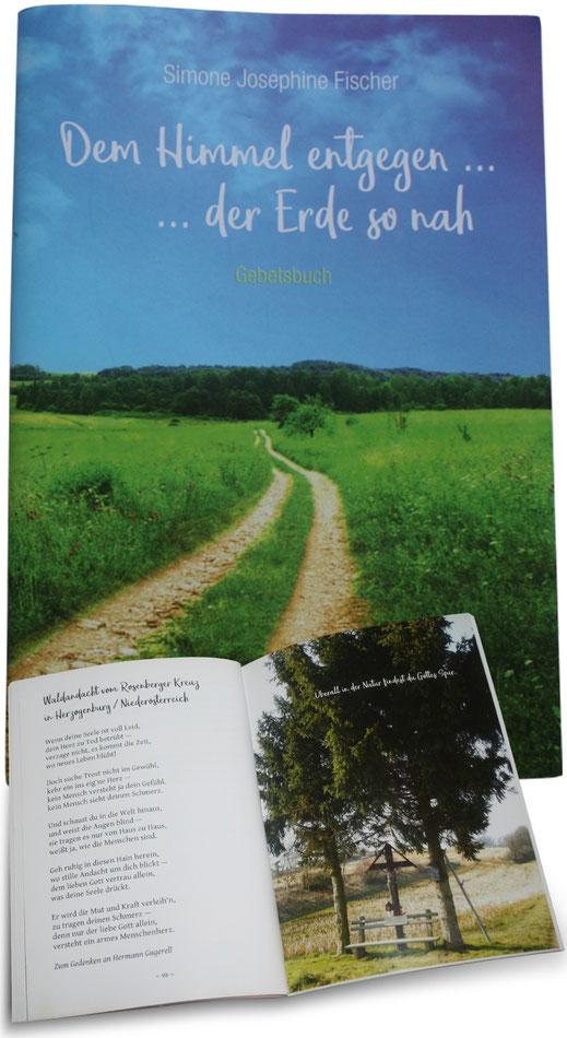 Lichtgarten Licht-Garten Kerzen Teelichter Simone Fischer Postkarte Postkarten Bücher Gebetsbuch