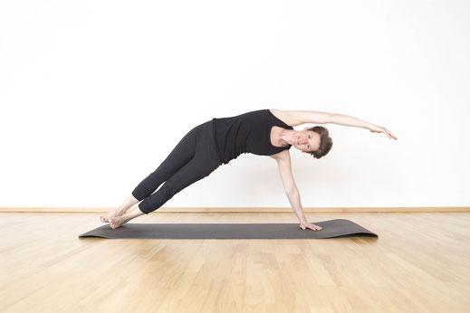 Side Bend. Verena Schwer