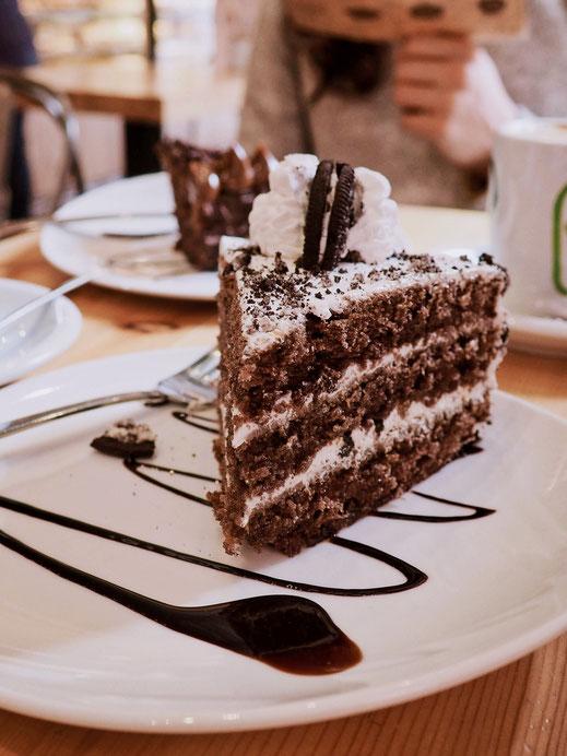 Oreo cake in Pastelería Quequén San Bernardo