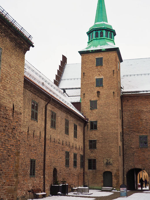 Akershus Castle, Oslo
