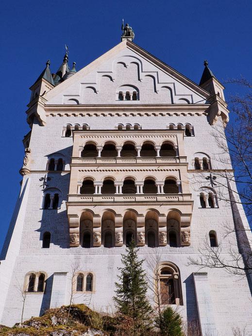 Neuschwanstein Castle, Füssen, Bavaria