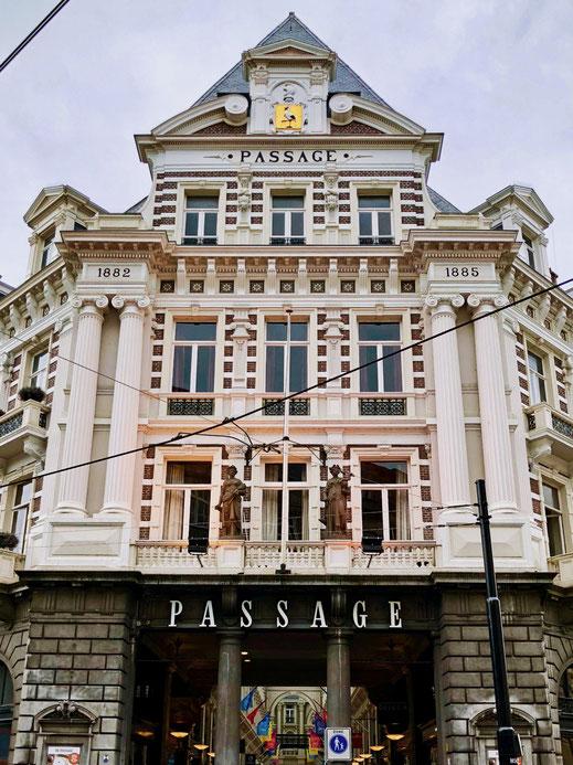 De Passage in The Hague