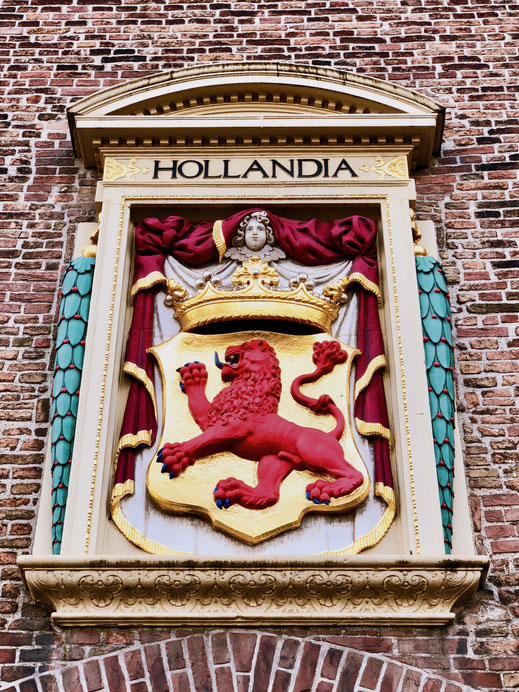 Holland's Coat of Arms
