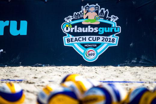 Urlaubsguru Beach Cup 2018 — Münster