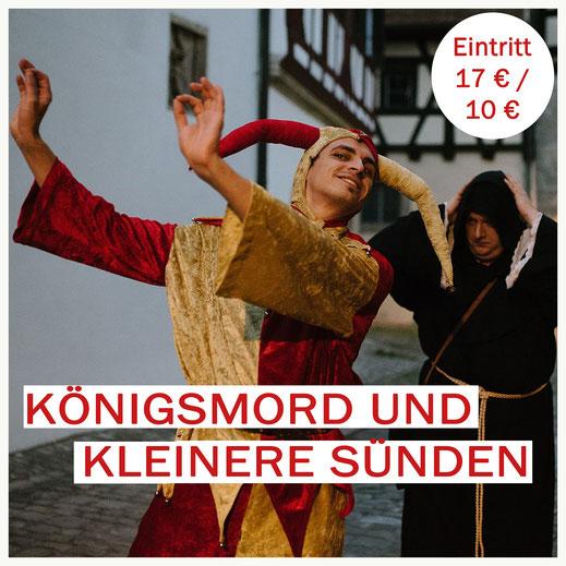Till Eulenspiegel führt durch Bamberg