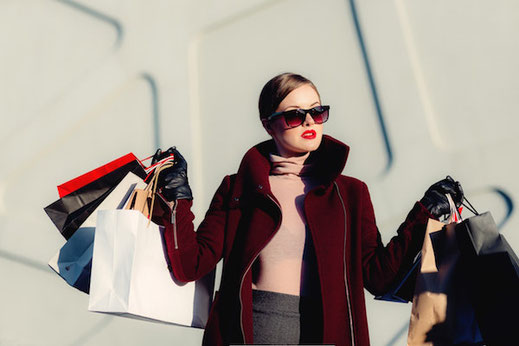 Personal Shopping Modeberatung als Geschenkidee für Teenager und Mädchen zum Geburtstag
