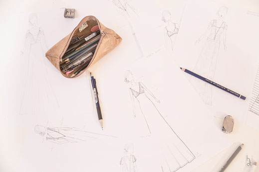 dessin-robe-de-mariee-sur-mesure-creation-personnalisee-emmanuelle-gervy-rhone-alpes