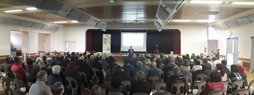 CONFERENCE DE JACQUES PRUNIER EN VENDEE - LE 10 AVRIL 2018