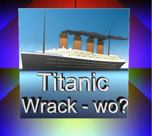 Titanic Wrack Spezialgerät Marine Museum Greenwich