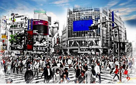 Zebrastreifen Erfinder Fußgängerüberweg Verkehrstechnik Marker Gehwegmarkierungen Megastädte Zebra Tarnungsmuster Abbey Road
