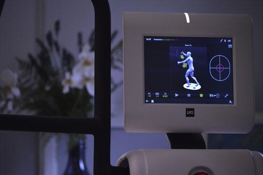 Huber 360; entraînement neuro-physique