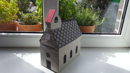 #stempelliese.com #explsionsboxen.de #Geburtstagsgeschenk # Gutschein #Kirche #Pfarrer #Abschiedgeschenkbasteln