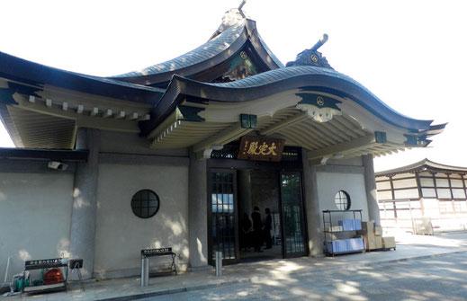 南養寺大定殿斎場の画像