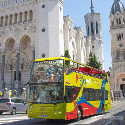 Lyon City Bus - copyright Tiqets.com