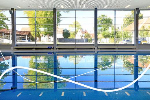 Sport und Spaß im Hallenbad Achim