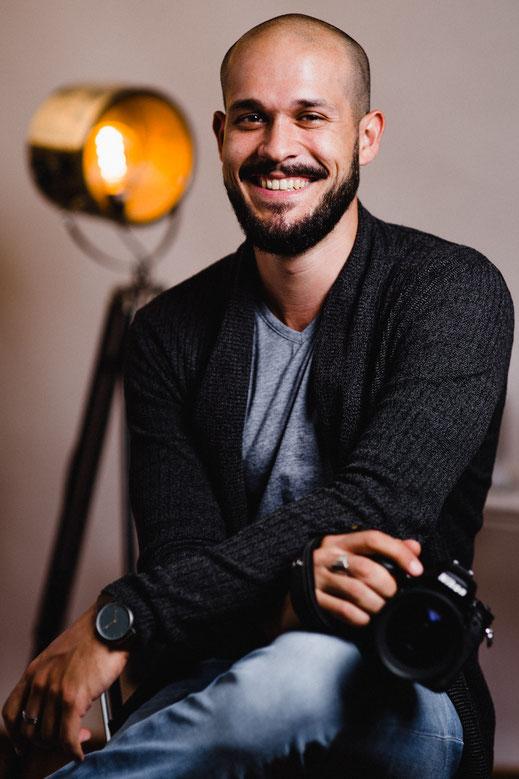 Valentin Paster - Inhaber und Fotograf