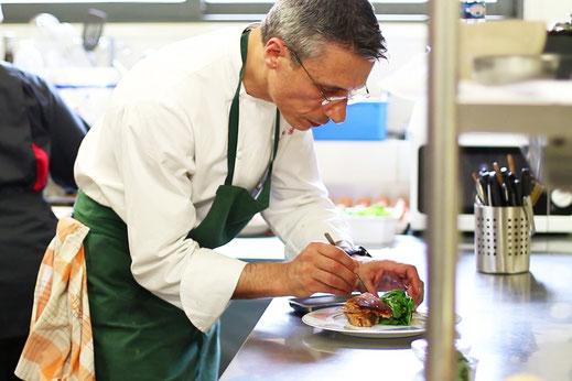 Jean-Marc Boyer - Chef au Puits du Trésor