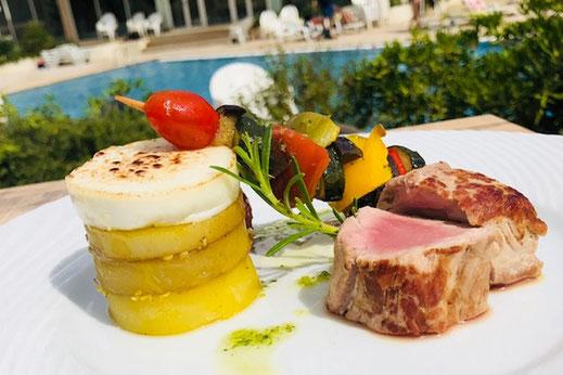 Saveurs Pyrénées Audoises - recette filet mignon de porc - Albert Batlle