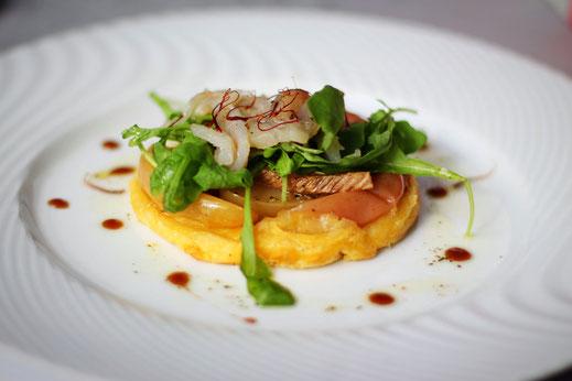 Recette bonbon de foie gras - Albert Batlle