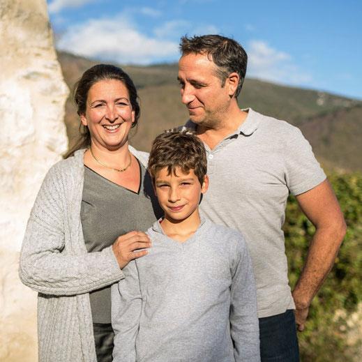 Ferme du Chalabrais - Foussarigues - Rivel