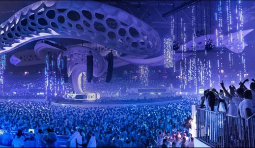 Franck Dyziak DJ -Sensation Festival