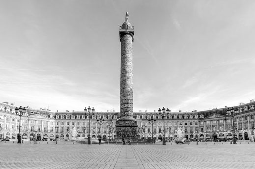 Place Vendôme Paris France Inspiration Fanfaron