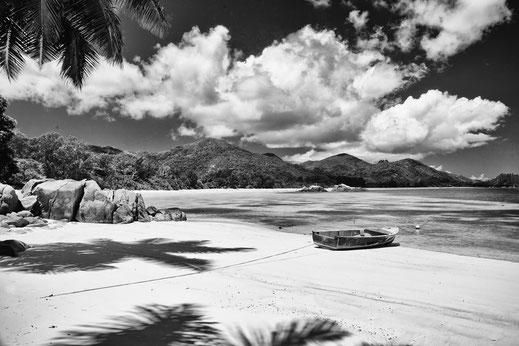 fotografierenlernen, nurdeinfotokurs, schwarzweiss, seychellen, praslin