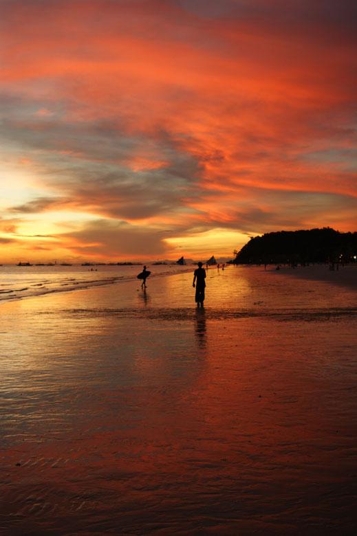 Boracay Sunset | Aklan