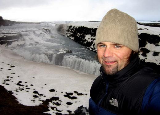 Gullfoss Falls | Iceland
