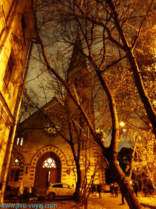 Евангелическо-лютеранский Кафедральный собор святых Петра и Павла. Старосадский переулок 7.