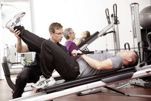 Physiotherapie Am Schlump – Gravity Training