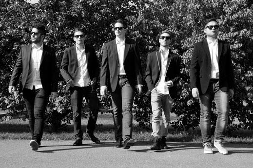 Band 5-lieber im September 2014