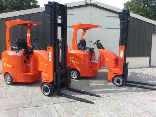 Used Flexi Trucks Kent