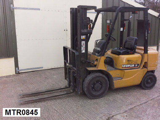 2.5 Ton Diesel Forklift Hire for Kent and Sussex
