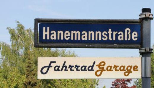 FahrradGarage - Hanemannstraße
