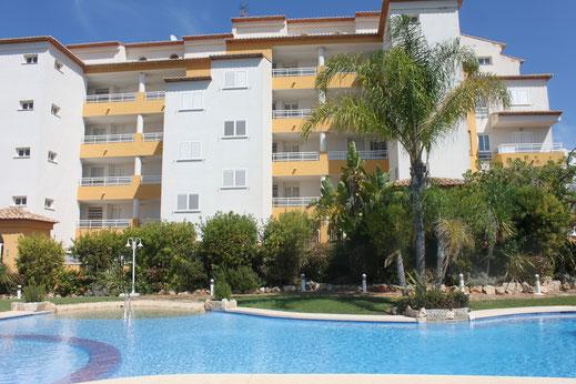 Apartamento Esmirna in Javea