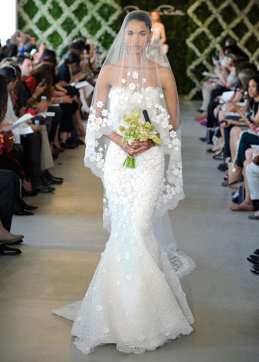 Oscar de la Renta | Wunderbar feminine Mode und Hochzeitskleider zum Verlieben