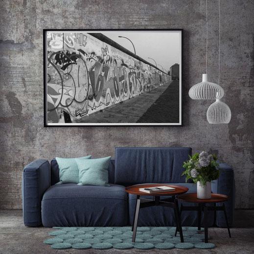 Fotografie Berliner Mauer, Deutschland