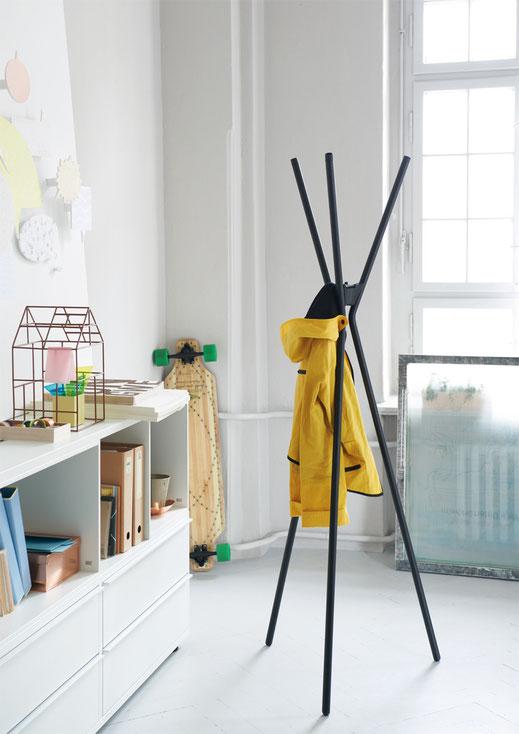 Sedus butler Garderobe, Ambiente Wohnmöbel
