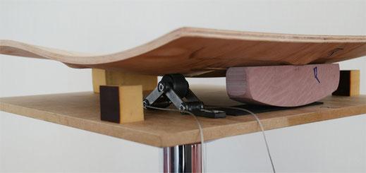 Sedus swing up Funktionsmodell Similar Swing Sitzkonzept