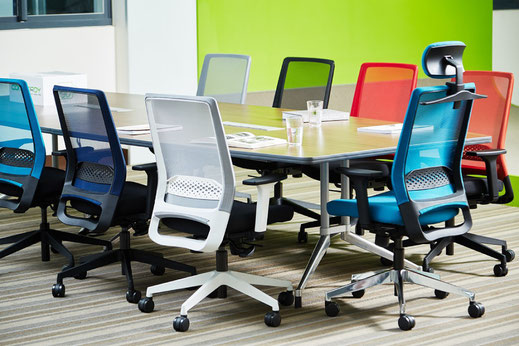 Comfordy, Drehstuhl, Netz, swivel chair, mesh, Ru´dy