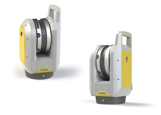 Trimble X7, 3D Laserscanner, Industriedesign, Ideation, Usabilitykonzepte; Rendering, Visualisierung
