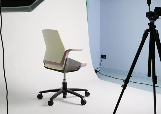 Designstudie für Sedus Stoll AG, Simple Office Chair, Designprototyp Fotostudio Ambiente