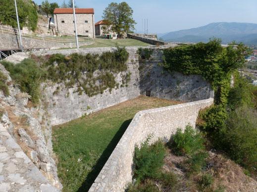 knin fortezza veneta fortress giancix venetian republic bastion falsabraga dalmatia