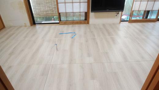 「リフォーム畳®」を施工 並び替えました。