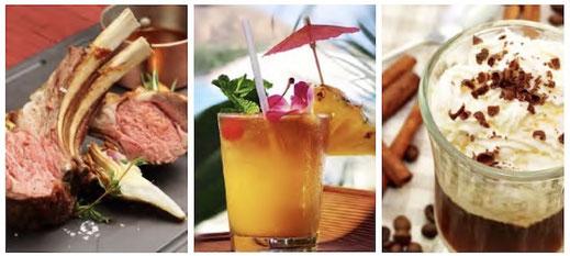 Sortiment Biergarten und Terrasse in der Gastronomie