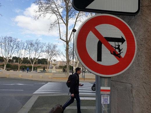 FRANCE Carcassonne 8 Février 2020