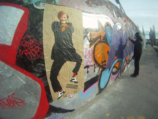 Mauer-park Berlin 2013