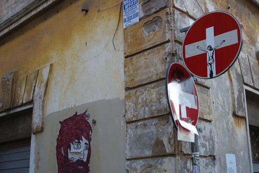 Rome Via Braccio