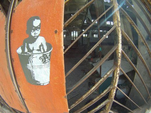 Anciens Abattoirs de Casablanca - Avril 2013